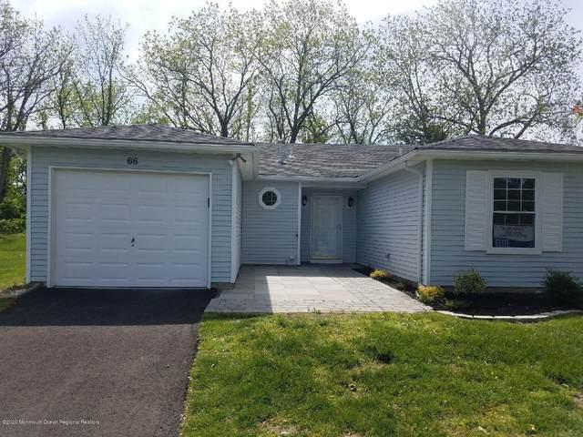 66 Blue Ridge Drive, Brick, NJ 08724 (MLS #22010419) :: The MEEHAN Group of RE/MAX New Beginnings Realty