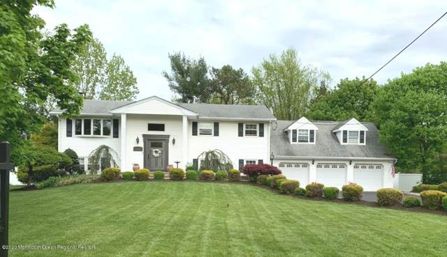 12 Harding Road, Freehold, NJ 07728 (MLS #22013791) :: The MEEHAN Group of RE/MAX New Beginnings Realty
