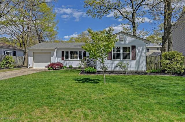 1443 Brentwood Avenue, Brick, NJ 08724 (#22014929) :: Nexthome Force Realty Partners