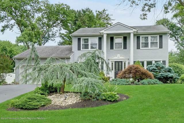 12 Chatham Ridge Drive, Freehold, NJ 07728 (MLS #22021006) :: William Hagan Group