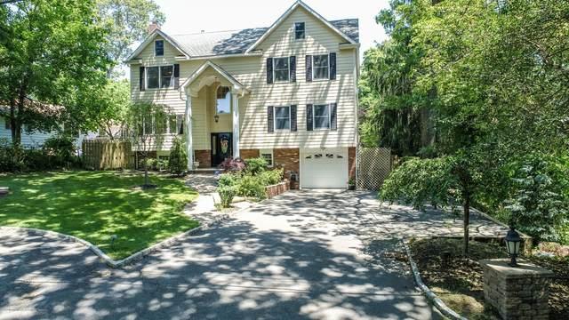 132 E Mount Avenue, Atlantic Highlands, NJ 07716 (MLS #22022041) :: The Sikora Group