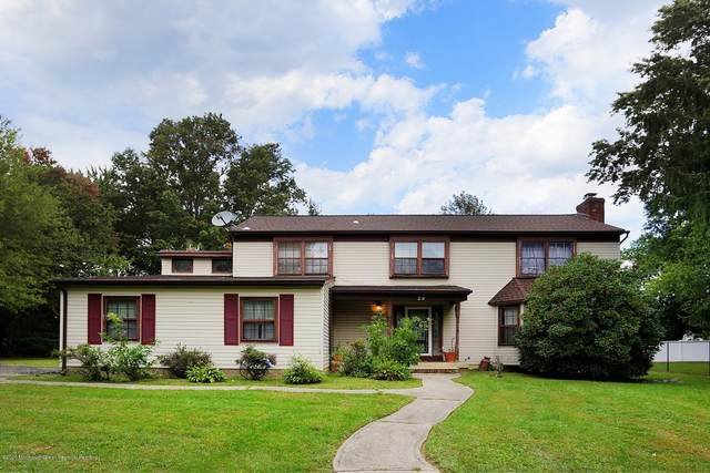 24 Jason Court, Matawan, NJ 07747 (MLS #22022345) :: Caitlyn Mulligan with RE/MAX Revolution