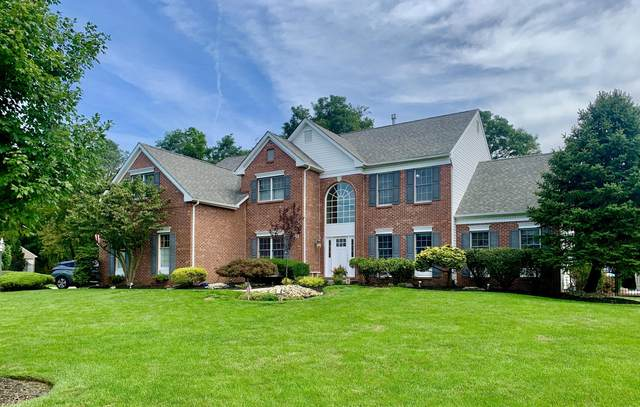 561 Turtle Hollow Drive, Freehold, NJ 07728 (MLS #22025704) :: William Hagan Group