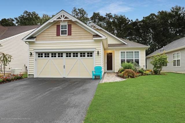 33 Lily Pond Court, Howell, NJ 07731 (MLS #22027249) :: The Ventre Team