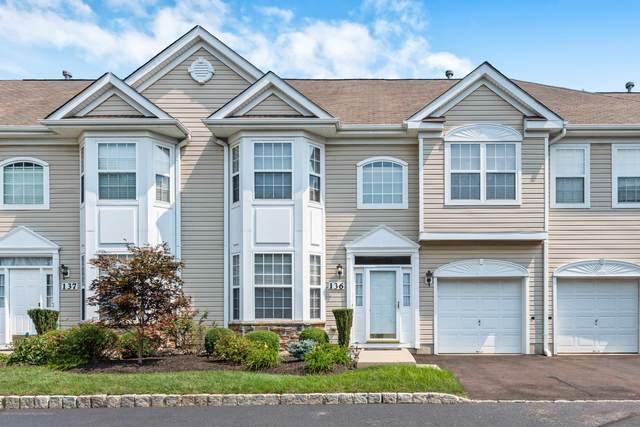 136 Shinnecock Drive, Manalapan, NJ 07726 (MLS #22030923) :: Kiliszek Real Estate Experts