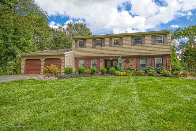 463 Tennent Road, Morganville, NJ 07751 (MLS #22031221) :: The Sikora Group