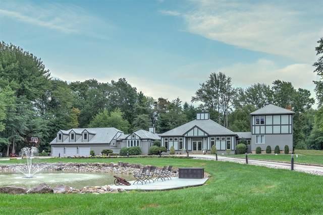 1 Perrine Circle, Perrineville, NJ 08535 (MLS #22031524) :: The CG Group | RE/MAX Real Estate, LTD