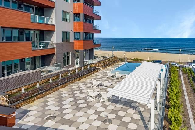 365 Ocean Boulevard #205, Long Branch, NJ 07740 (MLS #22031604) :: Kiliszek Real Estate Experts