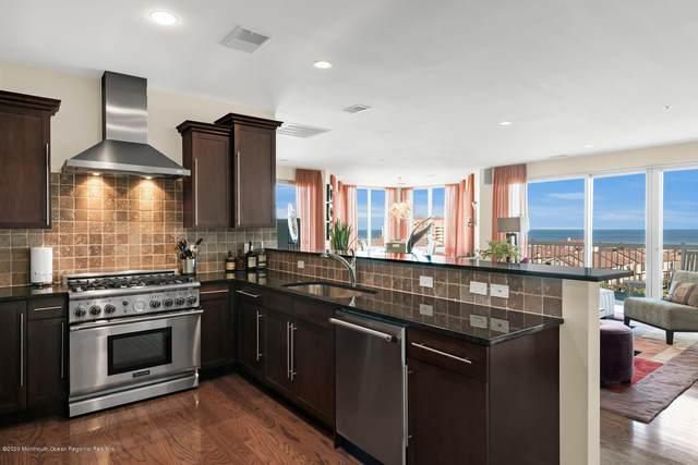 432 Ocean Boulevard N #417, Long Branch, NJ 07740 (MLS #22031960) :: The CG Group | RE/MAX Real Estate, LTD
