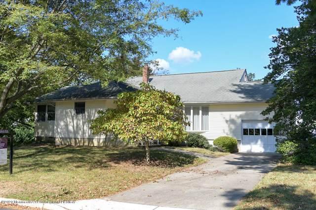 7 Brentwood Road, Holmdel, NJ 07733 (MLS #22033958) :: The Sikora Group