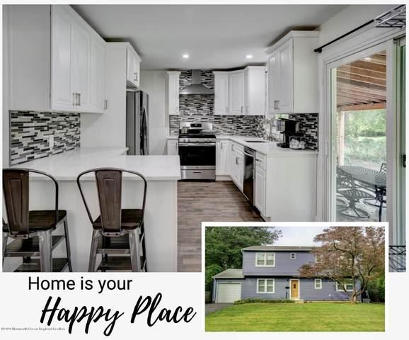 90 Parkview Terrace, Lincroft, NJ 07738 (MLS #22034594) :: Provident Legacy Real Estate Services, LLC