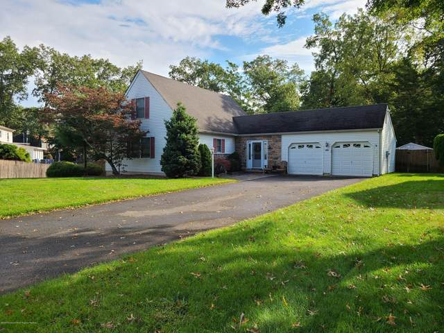 212 Luther Drive, Manchester, NJ 08759 (MLS #22034838) :: Provident Legacy Real Estate Services, LLC