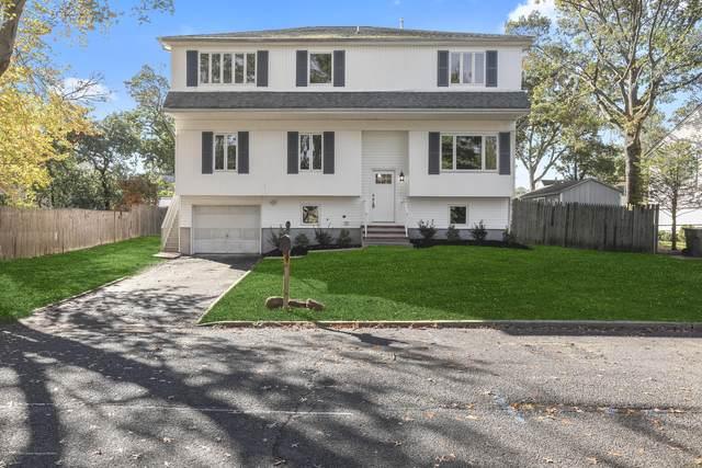 96 7th Street, Hazlet, NJ 07734 (MLS #22037442) :: The Sikora Group