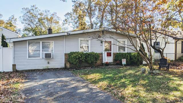 415 Penn Avenue N, Forked River, NJ 08731 (MLS #22039526) :: Team Gio | RE/MAX