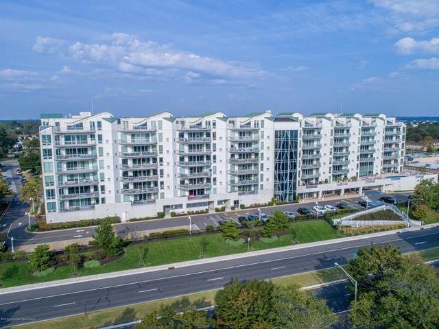 432 Ocean Boulevard #401, Long Branch, NJ 07740 (MLS #22042087) :: Caitlyn Mulligan with RE/MAX Revolution