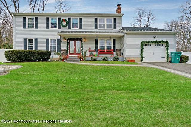 4 Spicy Pond Road, Howell, NJ 07731 (MLS #22043175) :: The Streetlight Team at Formula Realty