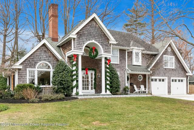 21 Blossom Road, Rumson, NJ 07760 (#22100887) :: Nexthome Force Realty Partners