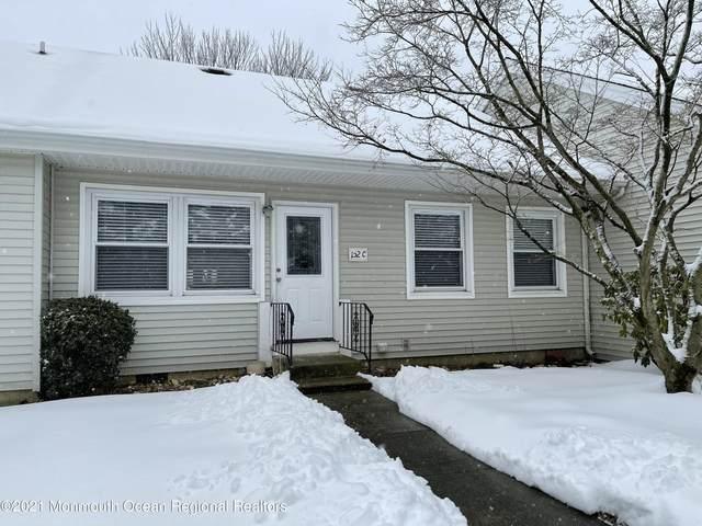 152 Cours De Pasteur C, Freehold, NJ 07728 (MLS #22104308) :: Provident Legacy Real Estate Services, LLC