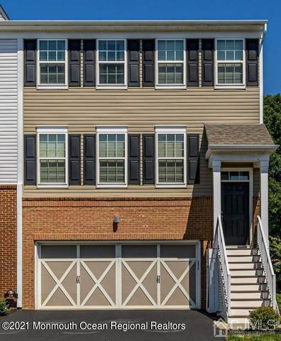 140 Waypoint Drive #1801, Eatontown, NJ 07724 (MLS #22104587) :: William Hagan Group
