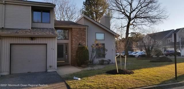 56 White Swan Way #51, Brick, NJ 08723 (MLS #22104930) :: William Hagan Group