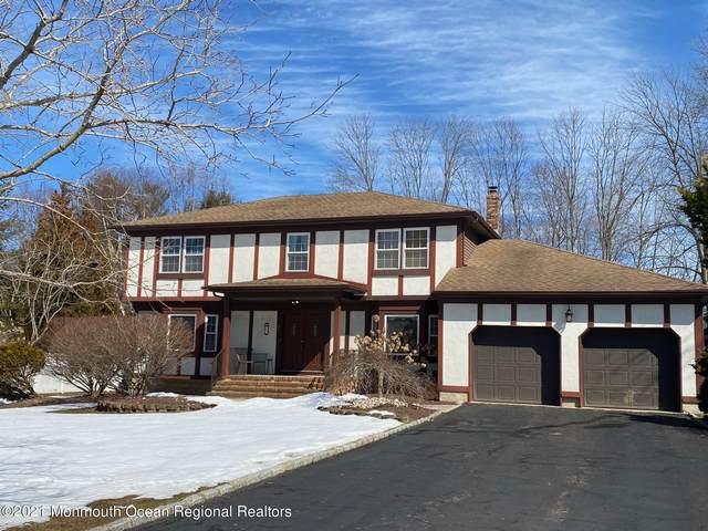 63 Thomas Drive, Manalapan, NJ 07726 (MLS #22105129) :: Provident Legacy Real Estate Services, LLC