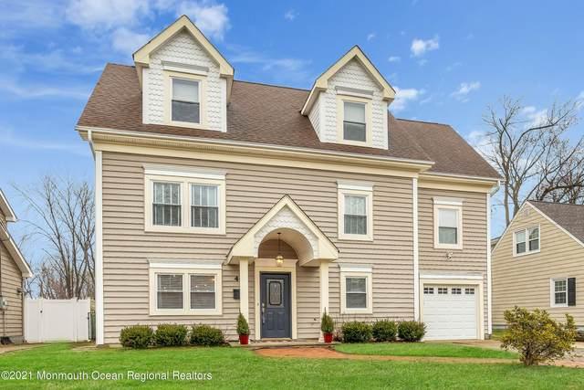 40 Parker Place, Shrewsbury Boro, NJ 07702 (MLS #22105619) :: William Hagan Group