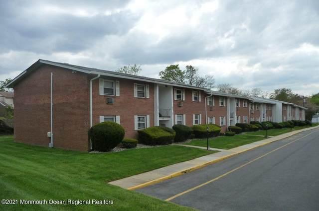 735 SE Greens Avenue SE 16A, Long Branch, NJ 07740 (MLS #22106500) :: Provident Legacy Real Estate Services, LLC