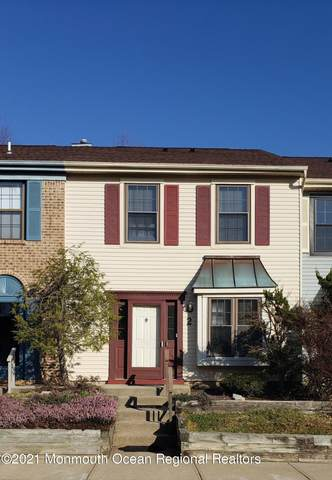 38 Worthington Court #2, Freehold, NJ 07728 (MLS #22106564) :: The CG Group | RE/MAX Revolution