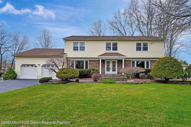 12 Pence Road, Manalapan, NJ 07726 (MLS #22107275) :: Provident Legacy Real Estate Services, LLC