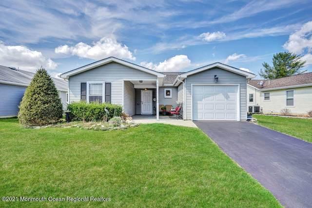 139 Everest Drive S, Brick, NJ 08724 (MLS #22108562) :: Provident Legacy Real Estate Services, LLC