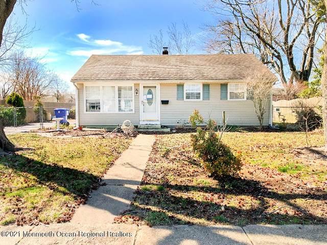 120 Dickinson Avenue, Toms River, NJ 08753 (MLS #22108830) :: Provident Legacy Real Estate Services, LLC