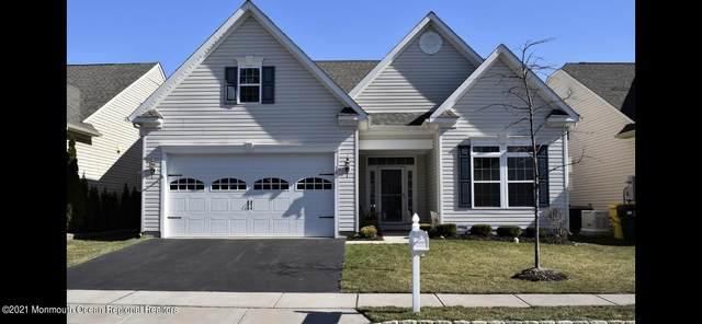 19 Eldorado Drive, Lakewood, NJ 08701 (MLS #22108853) :: The Sikora Group