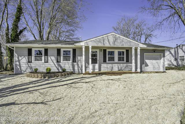 1002 Clubhouse Drive, Forked River, NJ 08731 (MLS #22109920) :: The Sikora Group