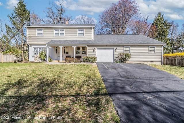 20 Danemar Drive, Middletown, NJ 07748 (MLS #22110274) :: William Hagan Group