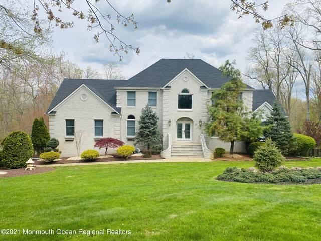 21 Astor Drive, Manalapan, NJ 07726 (MLS #22110342) :: William Hagan Group