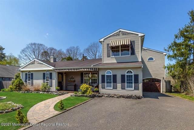 47 Cranberry Drive, Tinton Falls, NJ 07753 (#22111436) :: Rowack Real Estate Team