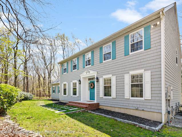 31 Deer Trail Drive, Millstone, NJ 08510 (MLS #22112601) :: PORTERPLUS REALTY