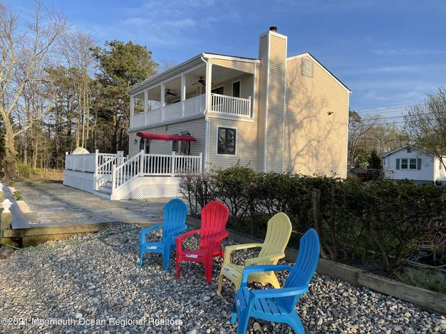 866 Glenwood Place, Brick, NJ 08723 (MLS #22114239) :: The Sikora Group
