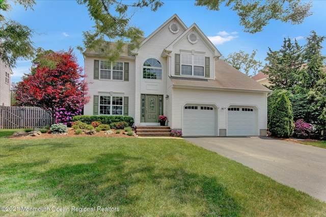 21 Heritage Drive, Shrewsbury Boro, NJ 07702 (MLS #22115113) :: The Sikora Group
