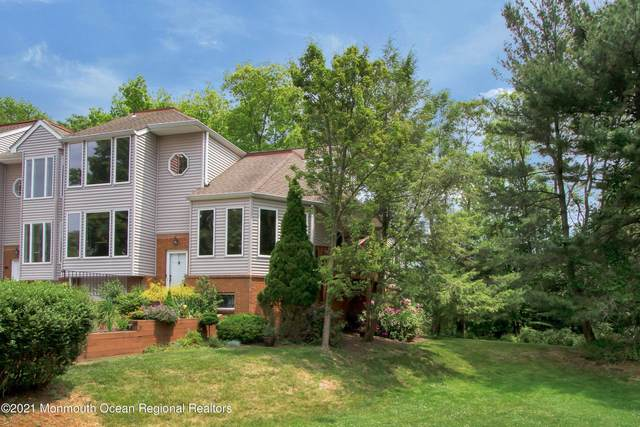 208 Ambassador Drive, Red Bank, NJ 07701 (MLS #22116839) :: The MEEHAN Group of RE/MAX New Beginnings Realty