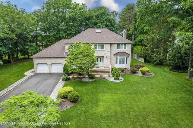 58 Jeanine Court, Manalapan, NJ 07726 (MLS #22116923) :: Caitlyn Mulligan with RE/MAX Revolution