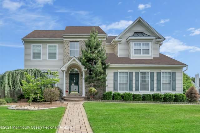 22 Lancaster Way, Jackson, NJ 08527 (#22116959) :: Rowack Real Estate Team