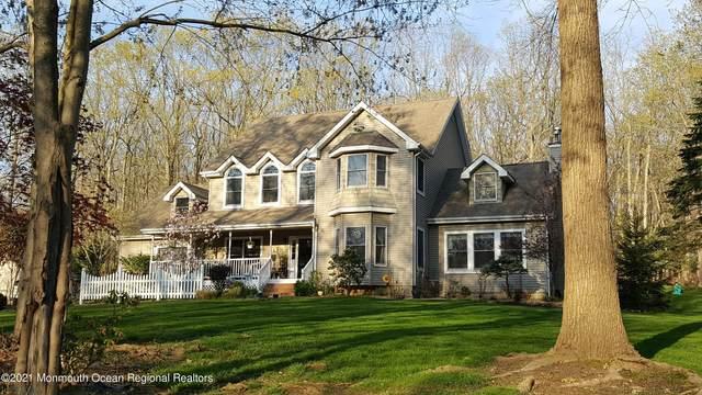 16 Ivy Court, Millstone, NJ 08535 (MLS #22117297) :: Corcoran Baer & McIntosh