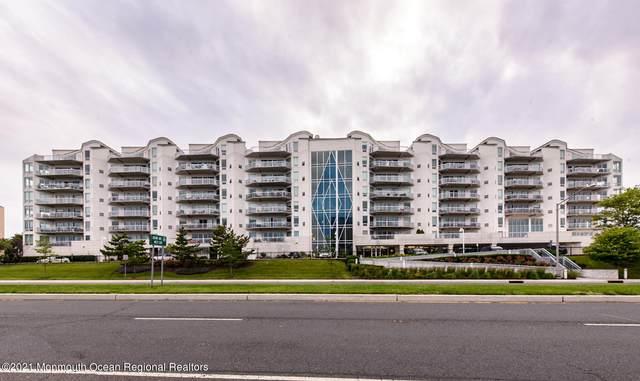 432 Ocean Boulevard #503, Long Branch, NJ 07740 (MLS #22117897) :: The MEEHAN Group of RE/MAX New Beginnings Realty