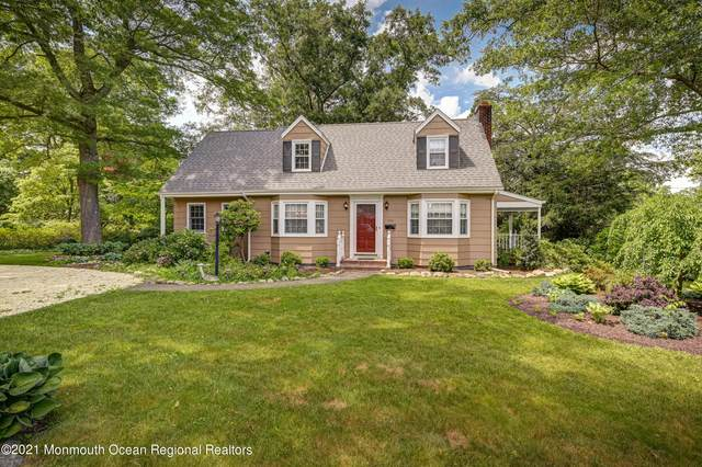 560 W Front Street, Red Bank, NJ 07701 (MLS #22117903) :: The CG Group | RE/MAX Revolution