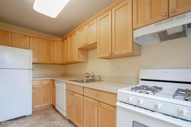 142 South Street 6C, Red Bank, NJ 07701 (MLS #22118631) :: The Dekanski Home Selling Team