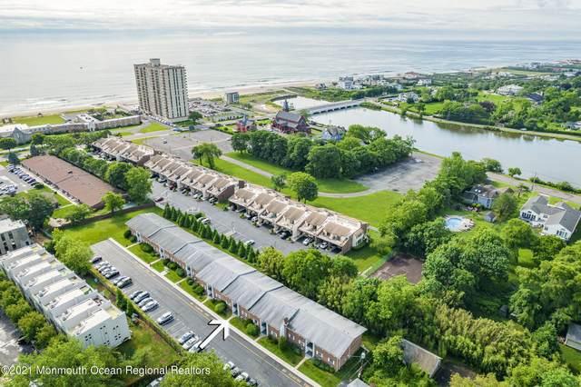 735 Greens Avenue 14B, Long Branch, NJ 07740 (MLS #22119299) :: The Dekanski Home Selling Team