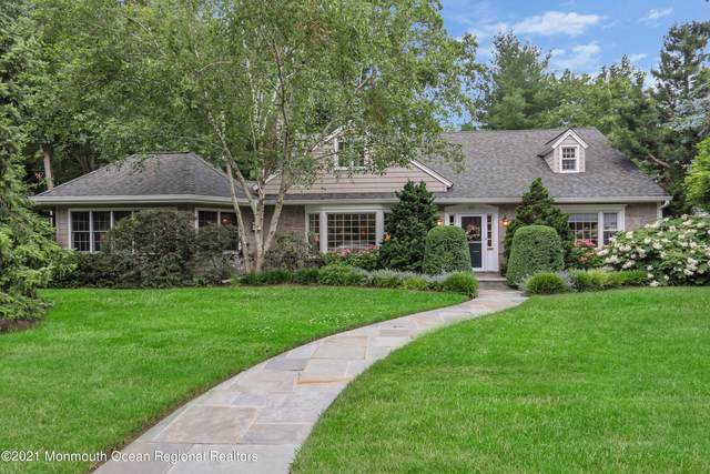 90 Woodland Drive, Fair Haven, NJ 07704 (MLS #22119592) :: The MEEHAN Group of RE/MAX New Beginnings Realty