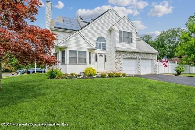 345 Crystal Drive, Brick, NJ 08723 (MLS #22122286) :: Kiliszek Real Estate Experts
