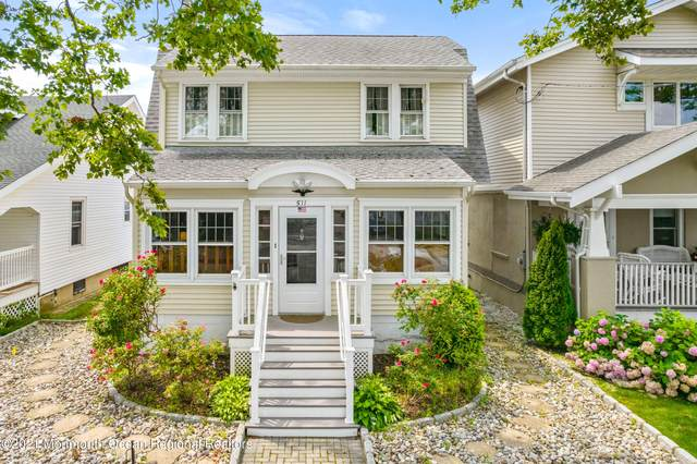 511 Jefferson Avenue, Avon-By-The-Sea, NJ 07717 (MLS #22122662) :: The MEEHAN Group of RE/MAX New Beginnings Realty
